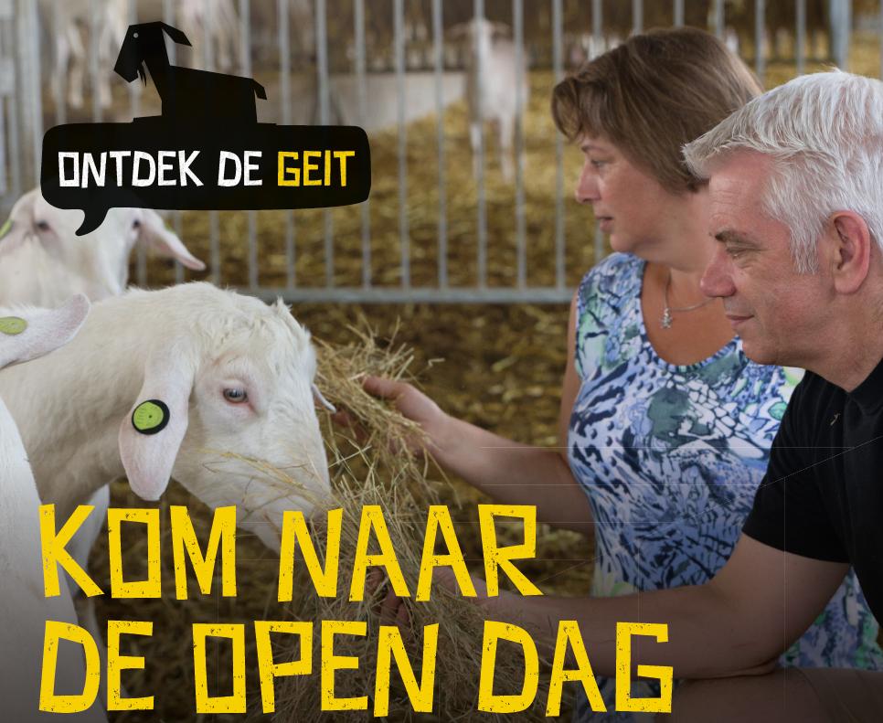 Open dag op de Roozehoeve:  zondag 10 september